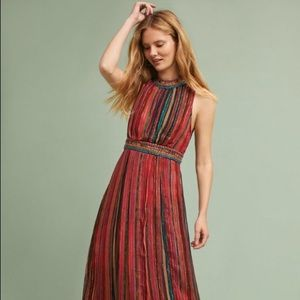 Artisa Maxi Dress (Anthropologie)
